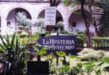 La Hostería del Bohemio