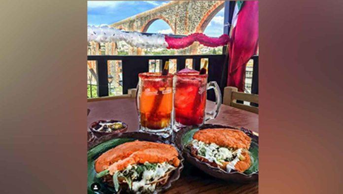 La Lotería, bar con la vista más linda de Querétaro