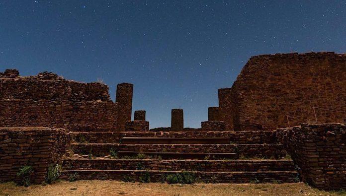 La Quemada: una zona arqueológica sin ceniza, pero con mucho fuego