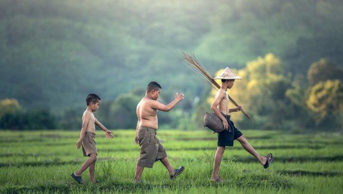 niños-asia