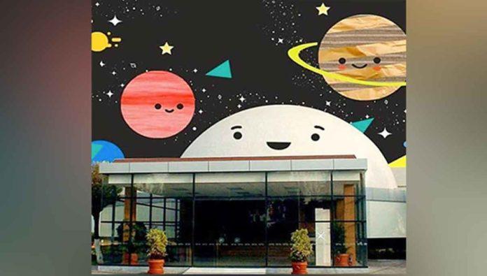 Planetario Luis Enrique Erro - Las estrellas muy cerca de ti