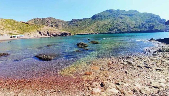 Playa el Himalaya - El hermoso secreto de Sonora