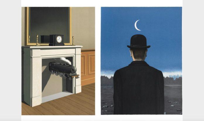 René Magritte: primera subasta en México de la obra del pintor surrealista