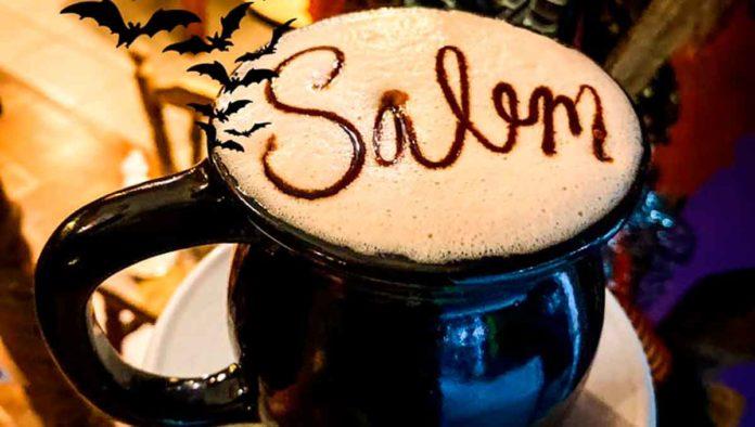 Salem Witch Store & Coffee, la cafetería más mágica de la CDMX