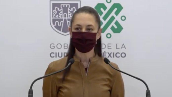 Claudia Sheinbaum anuncia semáforo naranja con alerta para CDMX