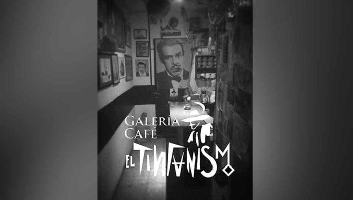 Galería Café el Tintanismo - Un rincón dedicado al Pachuco de Oro