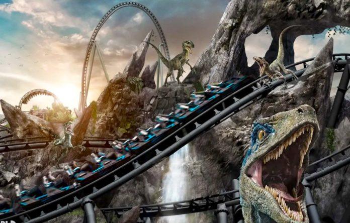 ¡Universal Studios ruge! Abrirá montaña rusa inspirada en Jurassic World