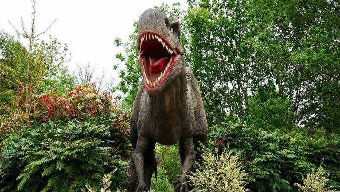 ¡Arriésgate y vive un día con dinosaurios en Xochitla Parque Ecológico!