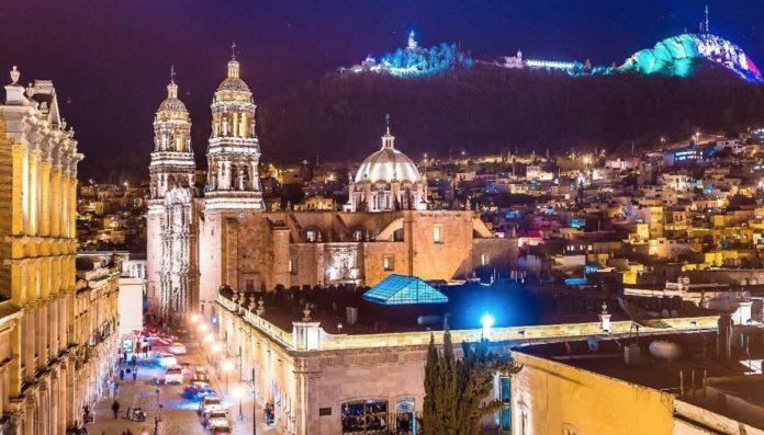 Zacatecas está de fiesta: es la Capital Americana de la Cultura 2021