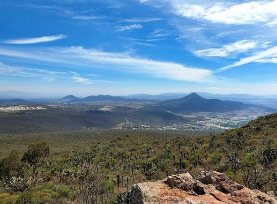 Parque Nacional El Cimatario, para vivir el ecoturismo a pleno