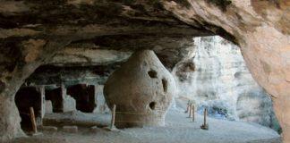 Cueva de la Olla en Chihuahua