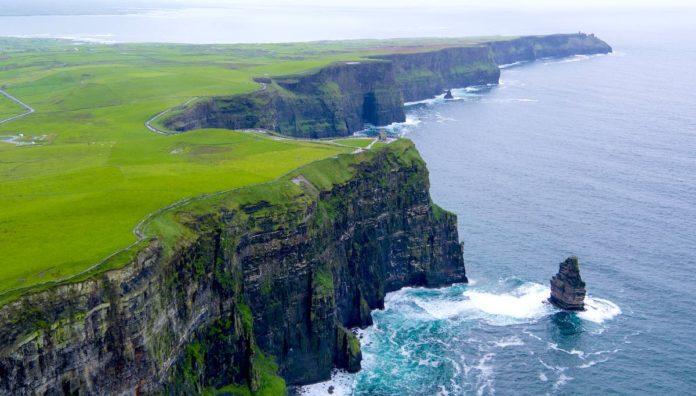 Acantilados de Moher: imponente magia de la naturaleza en Irlanda