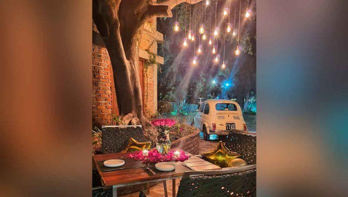 Ven a Barolo Chapalita, el restaurante más romántico de Guadalajara