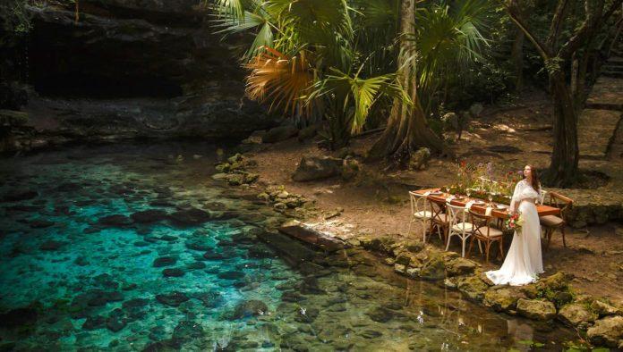 3 escenarios de ensueño para celebrar tu boda en Yucatán