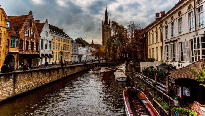Brujas: la Venecia del Norte europeo