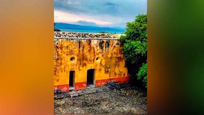 Conoce la cárcel abandonada en el lago de Chapala