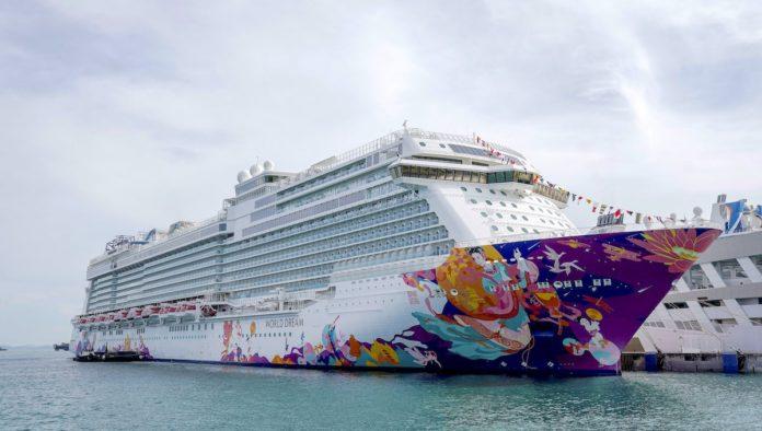 Cruceros a ninguna parte: ahora Singapur se una a la tendencia