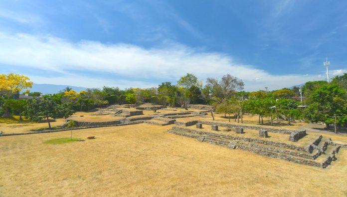 El Chanal, zona arqueológica nacida en el murmullo de la lluvia