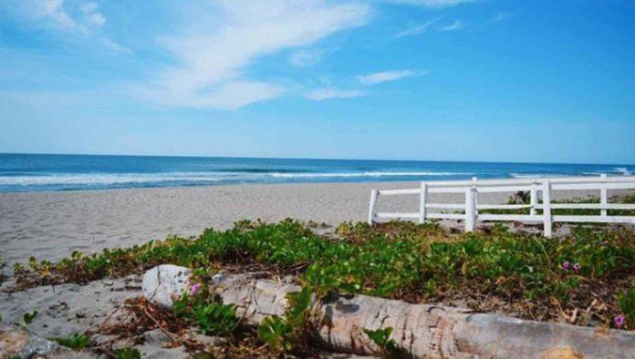 El Madresal, una hermosa y romántica playa semivirgen