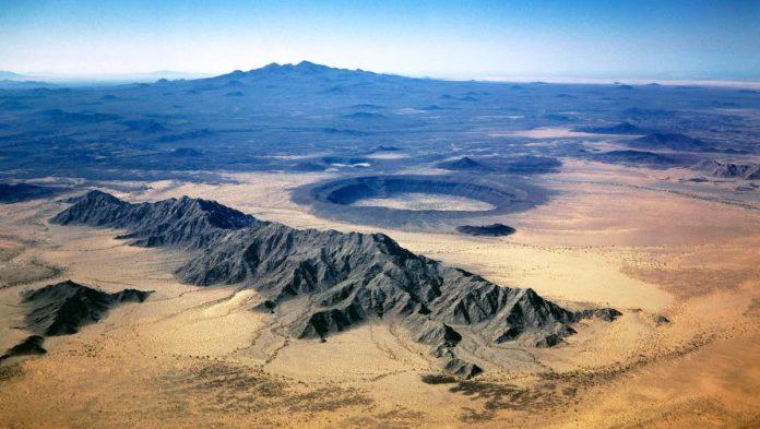 El Pinacate y Gran Desierto de Altar, paisaje de otro mundo en Sonora