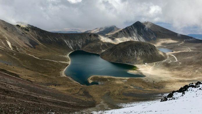 El paisaje invernal del Nevado de Toluca: ¿qué esperas para conocerlo?