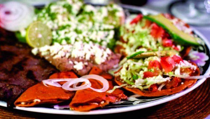 Prueba las riquísimas enchiladas Tultecas del pueblo de Tula, Tamaulipas