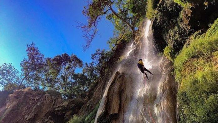 Encuentra la salida del Laberinto torrencial de Tepoztlán