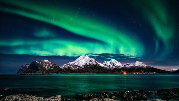 Espectáculo de auroras boreales: ¿dónde se pueden ver?