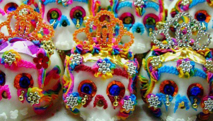 La Feria del Alfeñique en Toluca, el lado más dulce de la muerte