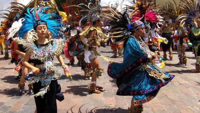 Fiesta en honor a Cuauhtémoc, el último emperador azteca