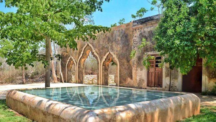 Visita la histórica Hacienda San Pedro Ochil, en Yucatán