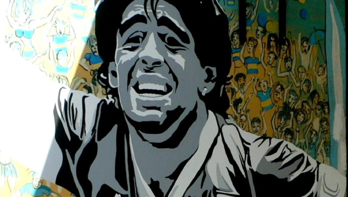 Maradona: tour por los inicios del 10 en Buenos Aires