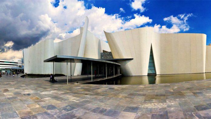 Museo Internacional del Barroco: majestuoso recinto cultural poblano