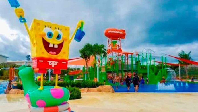 Recuerda tu infancia en el Nickelodeon Hotel & Resort Riviera Maya