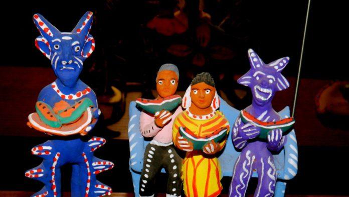Ocumicho, en Michoacán: donde el diablo viste de barro