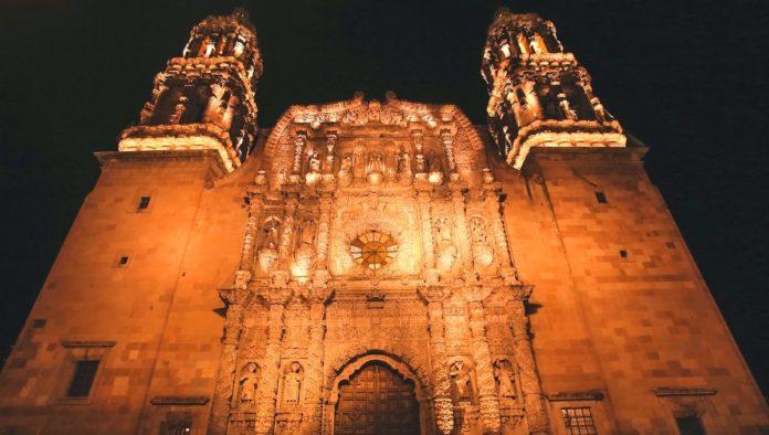 Conoce la leyenda maligna de la Piedra Negra, en la Catedral de Zacatecas