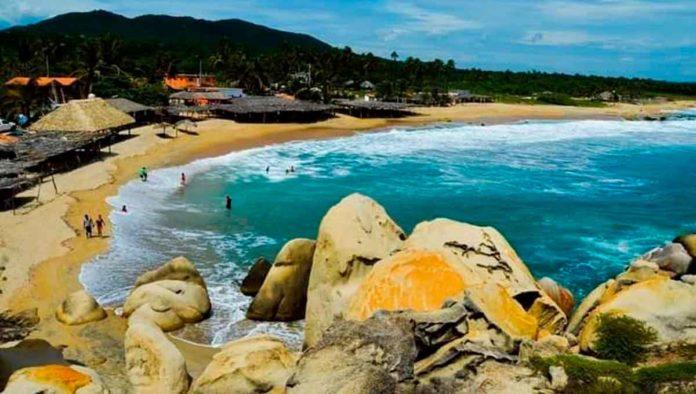 Lánzate a Playa Ventura, joya desconocida de Guerrero