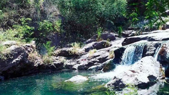 Río Cuquío, aguas termales cercanas a Guadalajara