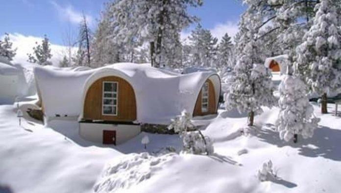 ¿Sabías que Baja California también es un destino de nieve?