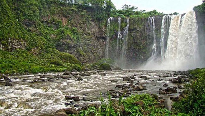 Ven a conocer la cascada Salto de Eyipantla
