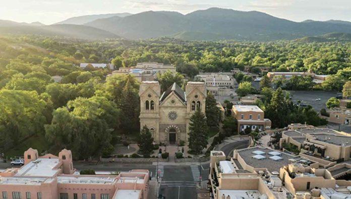 Conoce la histórica ciudad de Santa Fe, en Nuevo México