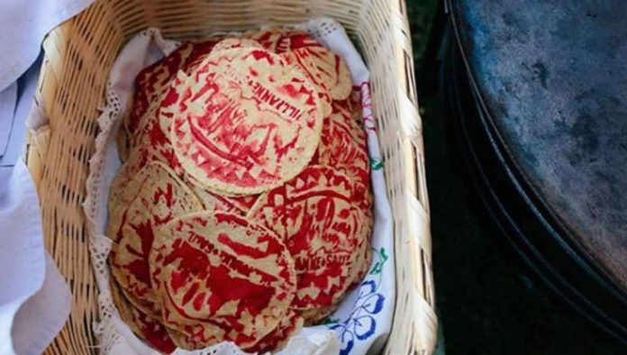 Tortillas ceremoniales