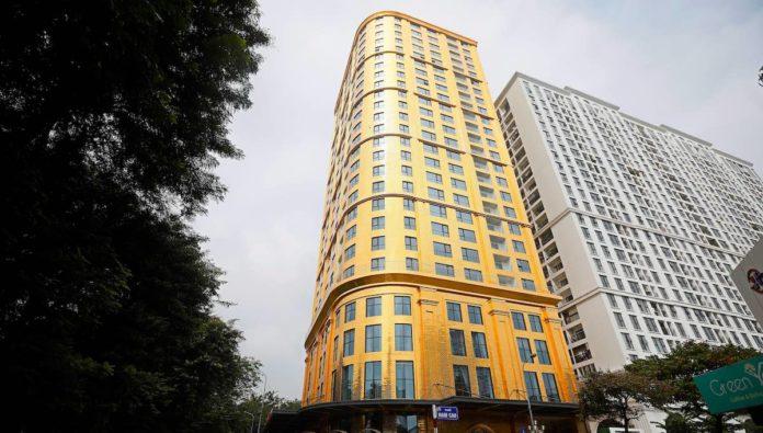 Vietnam: déjate impresionar por el hotel chapado en oro