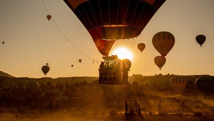 Vuelo en globo: para capturar los mejores paisajes de México