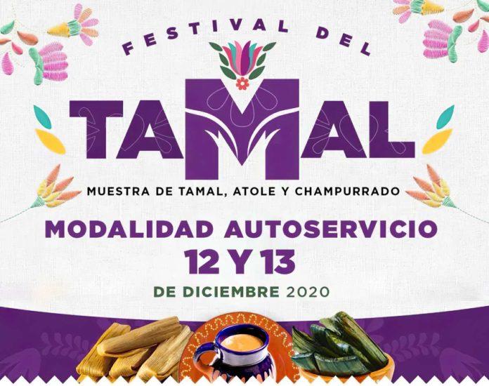 Festival del Tamal 2020, en Ciudad Juárez, se realizará con autoservicio