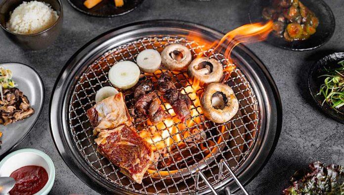 Hoon Korean BBQ: comida al grill con un estilo muy oriental