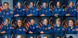 NASA18 astronautas Luna