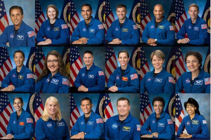 La NASA dio a conocer a los 18 astronautas que irán a la Luna en 2024