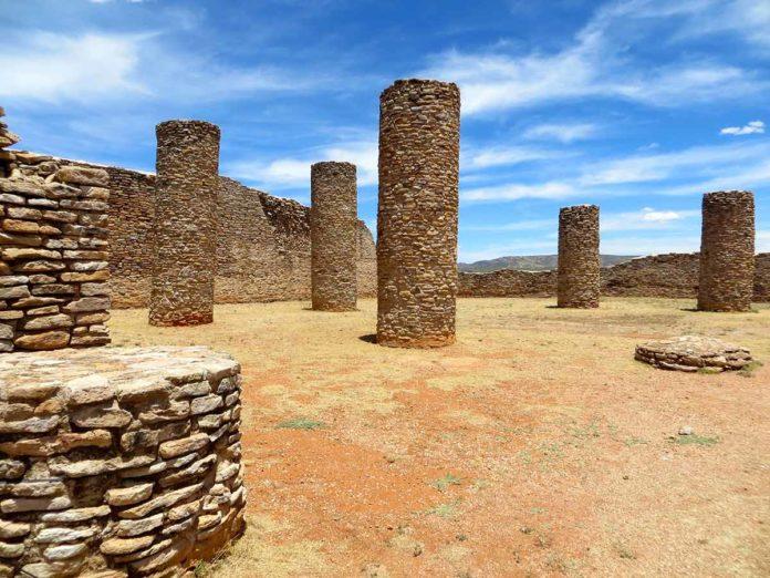 6 zonas arqueológicas en México (tour virtual)