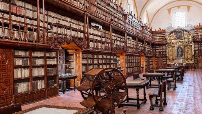 Biblioteca Palafoxiana: un tesoro sobreviviente en Puebla